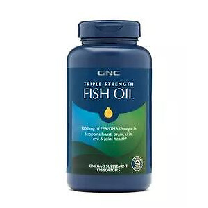 GNC: BOGO Free Fish Oil and Other Select Products
