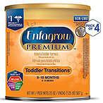 Enfagrow PREMIUM Toddler Transitions Baby Formula Milk Powder