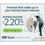 Save Smart with CIT Bank!