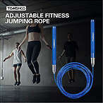 TOMSHOO Speed Jump Rope