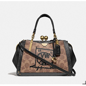 Coach PKisslock Dreamer 21 In Signature Canvas
