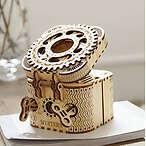 机械玩具宝盒