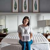不让媳妇着凉但自己能爽的床垫,将凉席打入了冷宫-ChiliPad变温床垫