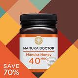 Manuka Doctor: Manuka 蜂蜜40 MGO 1.1磅