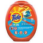 Tide PODS Laundry Detergent Liquid Pacs, 96 Count