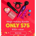 lovehoney Naughty List Holiday Sex Toy Bundle