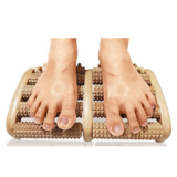 TheraFlow Dual Foot Massager Roller (Large). Relieve Plantar Fasciitis, Stress, Heel, Arch Pain - The Original - Shiatsu Acupressure Relaxation. $16.10