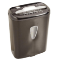 AmazonBasics 6-Sheet High-Security Micro-Cut Paper and Credit Card Home Office Shredder $31.96,free shipping