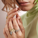 PANDORA Jewelry: Rings Sale