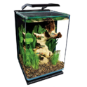 MarineLand 5 Gallon Portrait Glass LED Aquarium Kit $45.49,free shipping