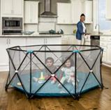 Regalo 可折叠儿童游戏床,携带好方便