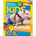 金盒特价!National Geographic Kids 国家地理杂志儿童版 一年仅需$15.00