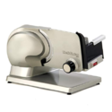 "Chef'sChoice 615A Electric Meat Slicer Features Precision Thickness Control and Tilted Food Carriage for Fast and Efficient Slicing with Removable Blade for Easy Clean, 7"", Gray $98.99,free shipping"