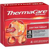 ThermaCare Advanced Multi-Purpose Joint Pain Therapy (4 Count) Heatwraps, Up to 8 Hours of Pain Relief, Temporary Relief of Joint Pains