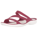 Crocs Women's Swiftwater Sandal | Casual Comfort Slip On | Lightweight Water and Beach Shoe $19.35