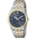 Citizen Eco-Drive Men's BM7334-58L Corso Two-Tone Watch $138.98 FREE Shipping