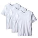 Tommy Hilfiger基础款男士纯棉圆领T恤 $17.34 免运费