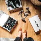 Aldo 折扣区平价美鞋、饰品热卖