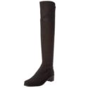 Stuart Weitzman Women's Reserve Boot,Black/Black,7.5 M US