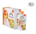 Mama Bear 有机水果果泥 宝宝食品 4 oz. 12袋,现点击coupon后