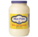 Blue Plate Extra Heavy Mayonnaise, 128 oz (Gallon) Jar