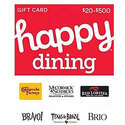 Happy Dining $50 礼卡