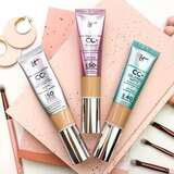 IT cosmetics: with any $45+ order, plus Free Shipping