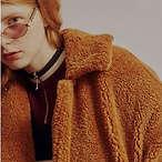RAIVE 泰迪熊大衣