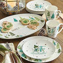 Lenox: Christmas Dinnerware Purchases 20% OFF $100+