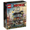 LEGO Ninjago City 70620 Building Kit (4867 Piece) $239.99. FREE Shipping
