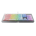 Razer BlackWidow X Chroma: Esports Gaming Keyboard - Military Grade Metal Construction - Durable up to 80 Million Keystrokes - Mercury $114.86,free shipping