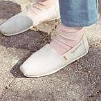 Toms 经典带绒帆布鞋
