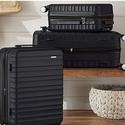 AmazonBasics 精选硬壳行李箱套装促销 多色可选