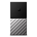 WD 512GB My Passport SSD Portable Storage - USB 3.1 - Black-Gray - WDBK3E5120PSL-WESN $88.99 free shipping