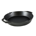 "Lodge L10SKL Cast Iron Pan, 12"", Black $19.84"