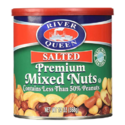River Queen Premium Salted Mixed Nuts, 13 Ounce $5.69