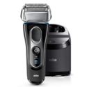 Braun Series 5 Men's Electric Foil Shaver with Wet & Dry Integrated Precision Trimmer & Rechargeable and Cordless Razor with Clean&Charge Station and Travel Case, 5195cc $139.99 free shipping