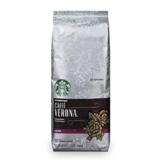 Starbucks Caffè Verona Dark Roast Coffee, Ground, 20-ounce bag $9.48