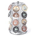 Nifty 5724 Coffee Pod Carousel, Holds 24 K-Cup Packs $11.00