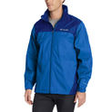 Columbia Men's Glennaker Lake Front-Zip Rain Jacket with Hideaway Hood$29.99