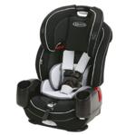 史低价!Graco Nautilus SnugLock LX 3合1高背安全座椅