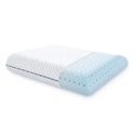 WEEKENDER Ventilated Gel Memory Foam Pillow - Washable Cover - Queen Size $28.49,free shipping