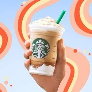 Starbucks: Happy Hour on 6.27
