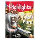 Highlights 儿童杂志全年12本 陪伴几代美国孩子成长