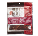 Golden Island Korean BBQ Pork Jerky, 3 oz