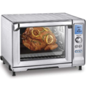 Cuisinart TOB-200N Rotisserie Convection Toaster Oven, Stainless Steel $99.99
