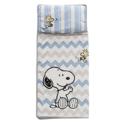 Lambs & Ivy Snoopy Nap Mat, Blu