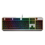 GIGABYTE GK-XK700 Cherry MX红轴 RGB 机械键盘
