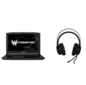 史低价!Acer Predator Helios 300 游戏本,i7-8750H/16GB/256GB/GTX1060
