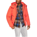 Cole Haan Signature Men's Short Down Jacket with Hood $34.96